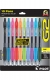G2 07 Retractable Gel Ink pen in 10 Pack Assorted