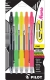 G2 07, Fine 5 pack,  Neon Assorted