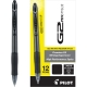 G2 PenStylus Fine Black Ink w/Gray Barrel Dozen Box