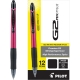 G2 PenStylus Fine Black Ink w/Red Barrel Dozen Box