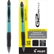 G2 PenStylus Fine Black Ink w/Turquoise Barrel Dozen Box